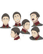 Trillram-heads