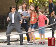 On the Set of Alexander and the Terrible, Horrible, No Good, Very Bad Day+2