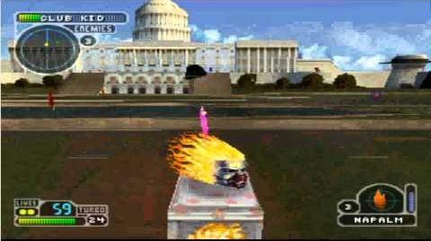 Twisted metal 3-La and Washington D.C-Sweet Tooth-0