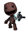 Sackboy grapplinghook