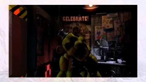 Game Theory Five Nights at Freddy's SCARIEST Monster is You!