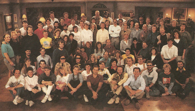 ALF Cast and Crew
