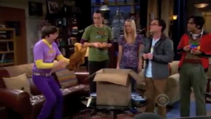 Big Bang Theory ALF doll