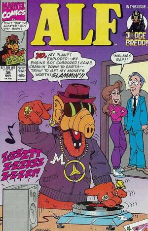 ALF Comic 35