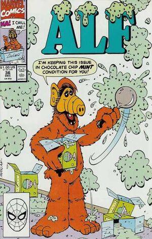 ALF Comic 36