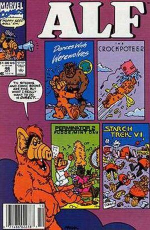 ALF Comic 46
