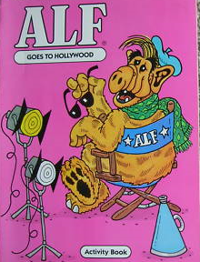 ALF Goes to Hollywood