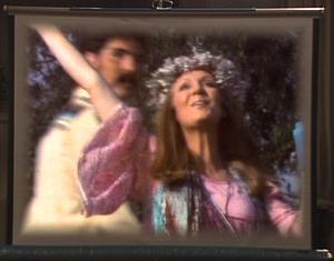 Kate at Woodstock