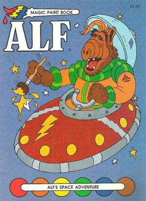 ALF's Space Adventure
