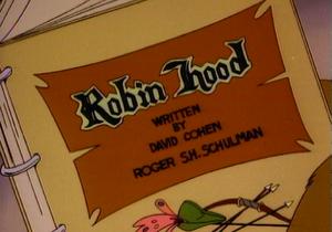 Robin Hood-title