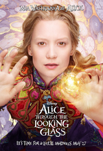 Alice Through the Looking Glass - promotional image - Alice