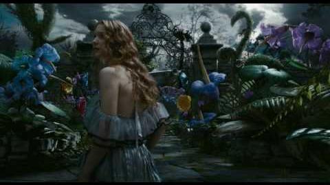 Alice in Wonderland Teaser 1