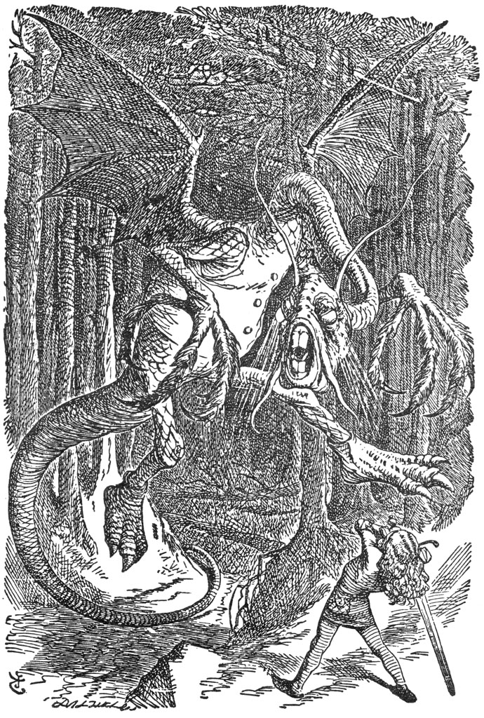 Jabberwocky | Alice in Wonderland Wiki | FANDOM powered by Wikia