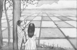 File:250px-Peter Newell - Through the looking glass and what Alice found there 1902 - page 34.png
