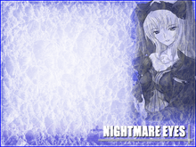 Nightmare Eyes Board