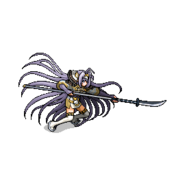 Senhime - Battle Sprite