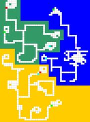 Rance 3 - Lost Forest map 2-4
