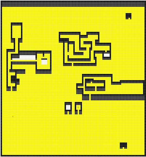 Toushin Toshi - Map Floor 7
