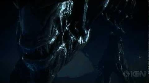 Aliens Colonial Marines - Contact Cinematic Trailer