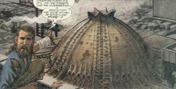Egg silo comic