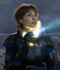 Prometheus Elizabeth Shaw