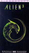 Alien 3 VHS