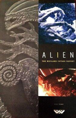 Alien TW-YR
