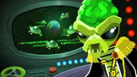 LEGO Alien Conquest - TV Advertisement