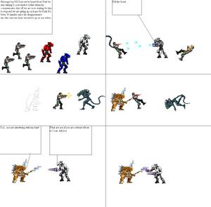 Predatorial Halo episode 2