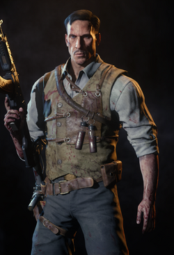 Young Edward Richtofen BOIII