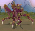Infested Aolu 2 Spore