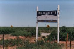 Roswell Crash Site