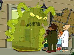 Horrible Gelatinous Blob