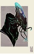 Aliens head conzcept iii by zarnala-d6e3z2q