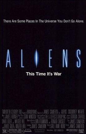 Aliens poster 1
