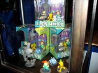 Alien Hominid Figurines