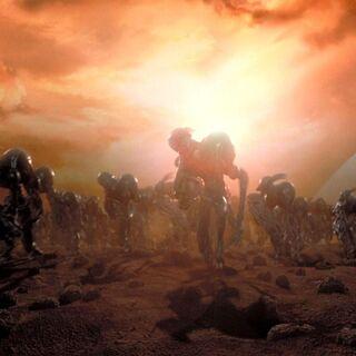 The Phantom Planet during The Grand Phantom War