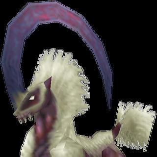 Mesmerize, an equine-like monster.