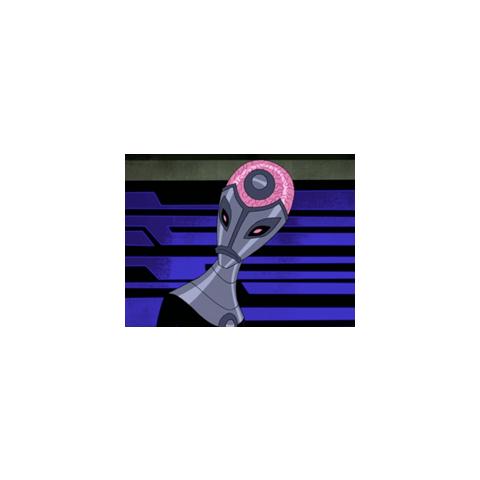 Sylonnoid depicted in Alien Force/Ultimate Alien