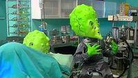 Vanzemaljci rađanje