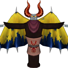 A demonic Batreaux Model.