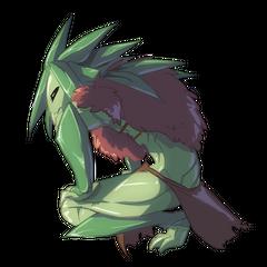 A male Floran
