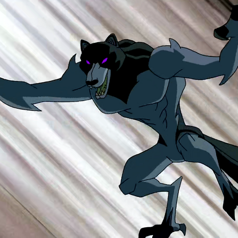 as depicted in Ben 10 Original series
