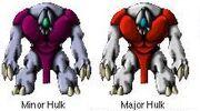 Hulk Ranks