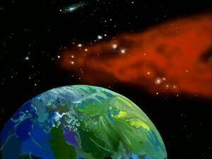 Cosmic Cloud