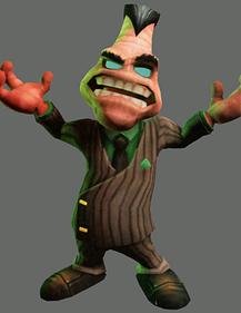 Evil Chairman Drek