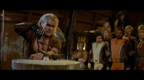Star Trek II The Wrath Of Khan - Khan's Introduction Part 2