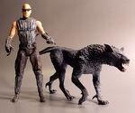 Hellhound-figure