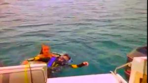 Neri rescues Dianne.