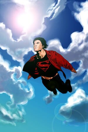 SuperBoy by duh184